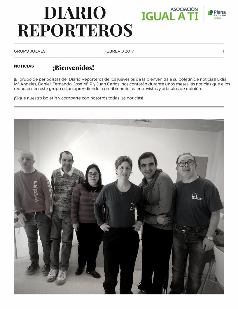 Diario reportero febrero