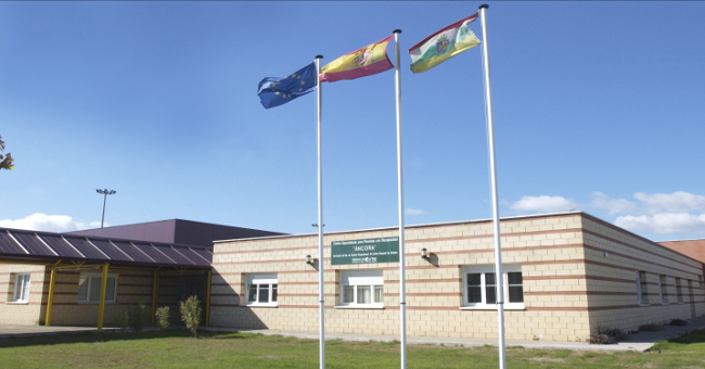 Centro de día Ancora en Calahorra